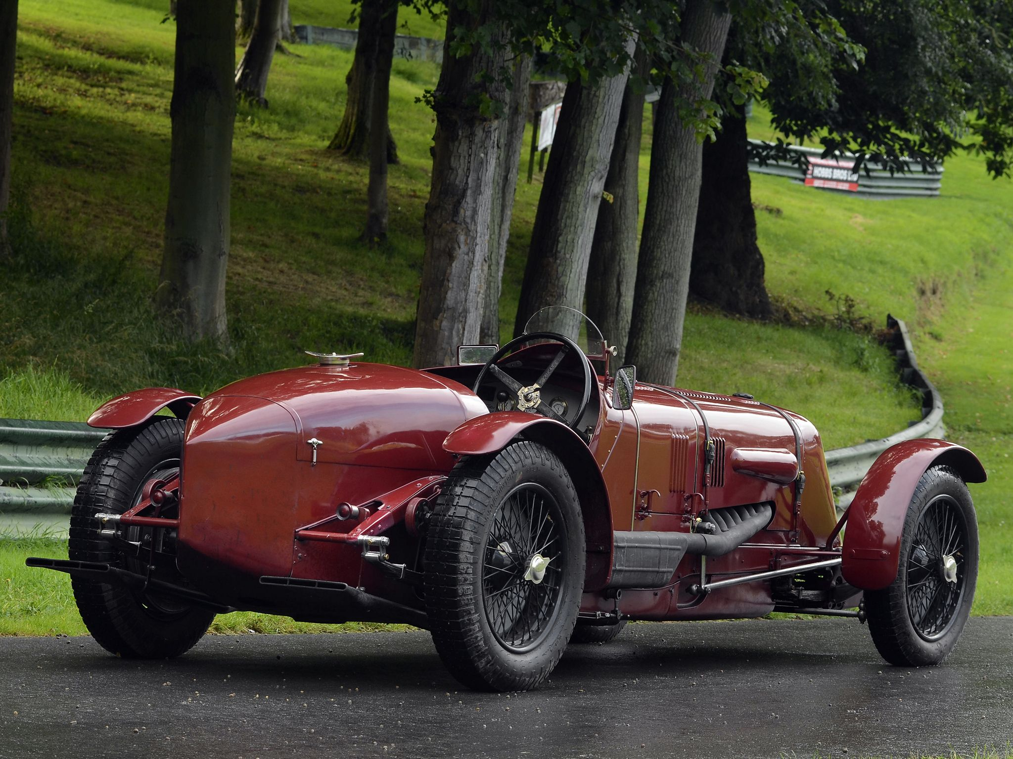 1929 Maserati Tipo V-4 Racing Car - right side view | Amazing Classic Cars | Antique cars ...