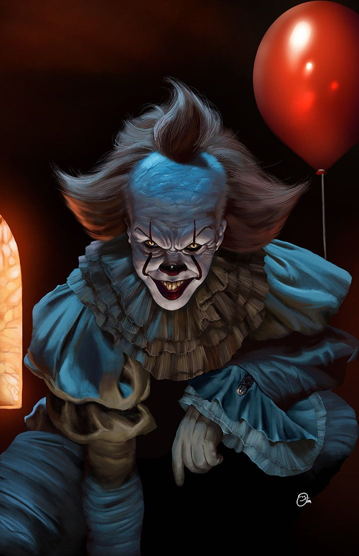 Pennywise The Dancing Clown by Omi Remalante Jr  [©2017