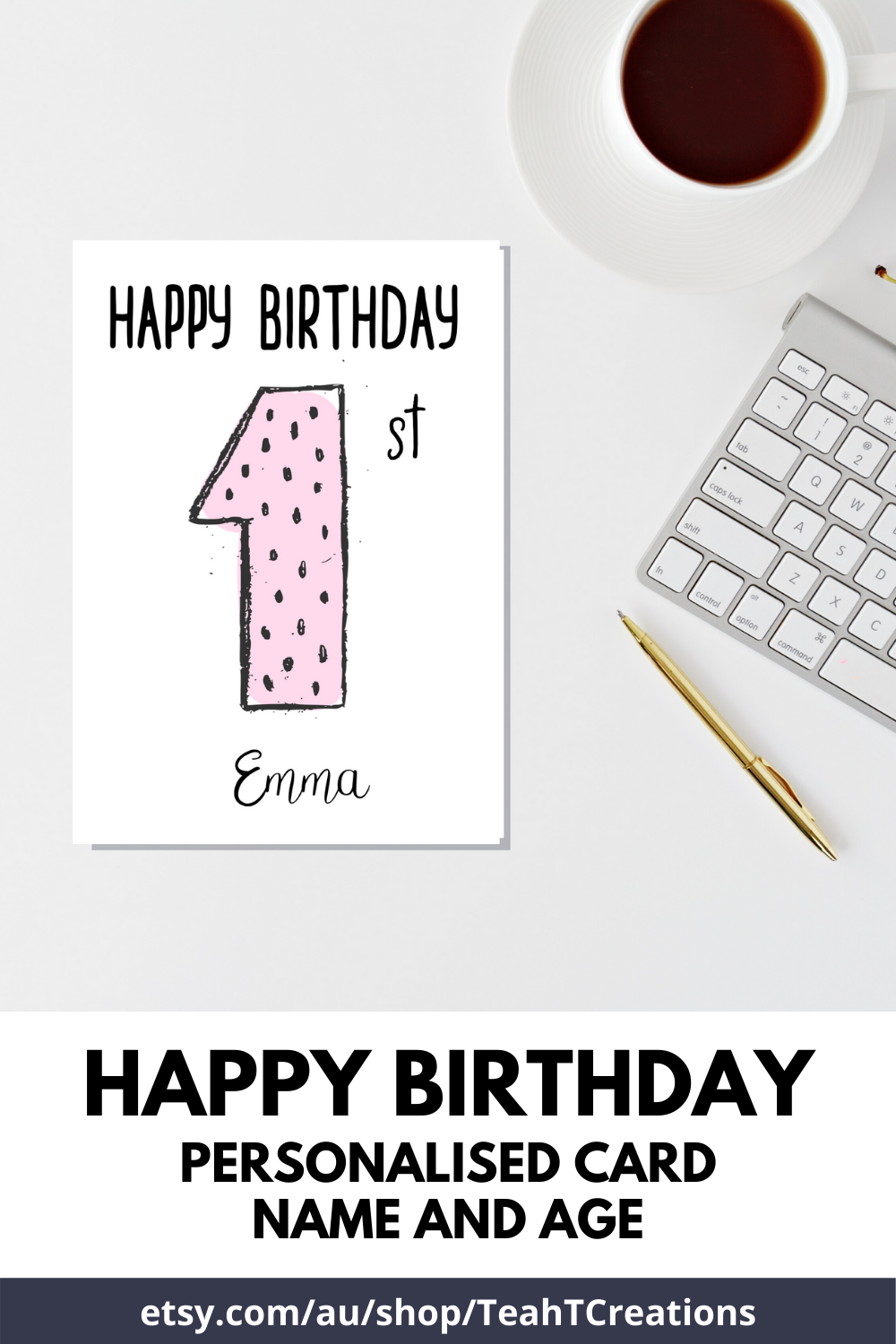 Personalised Custom Birthday Card For Kids Special Birthday Cute Custom Birthday Gift Design Your Ow Cute Birthday Cards Kids Birthday Cards Birthday Cards