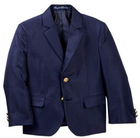 English Laundry Blazer Jacket Little Boys Blazer Jacket Kids