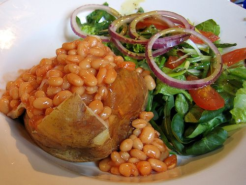 Jacket Potatoes What Americans Know As Baked Potatoes Are