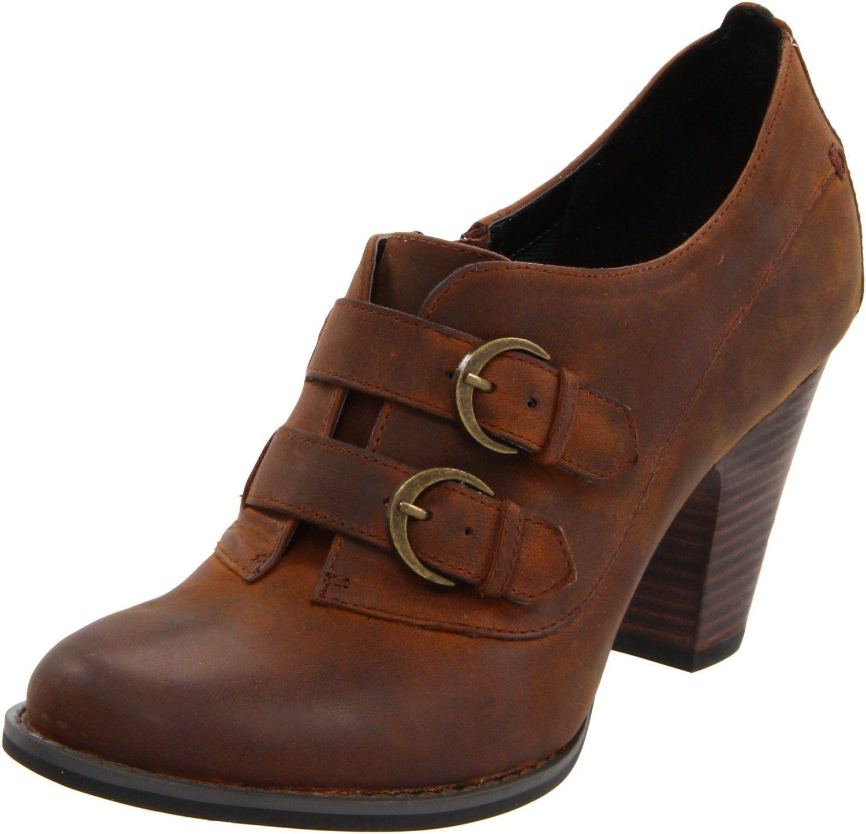 indigo by Clarks Women`s Buena Vista Ankle Boot,Brown M US