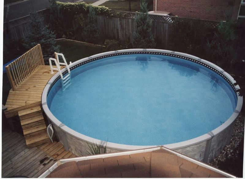 25 above ground pool ideas for 2018 photos above