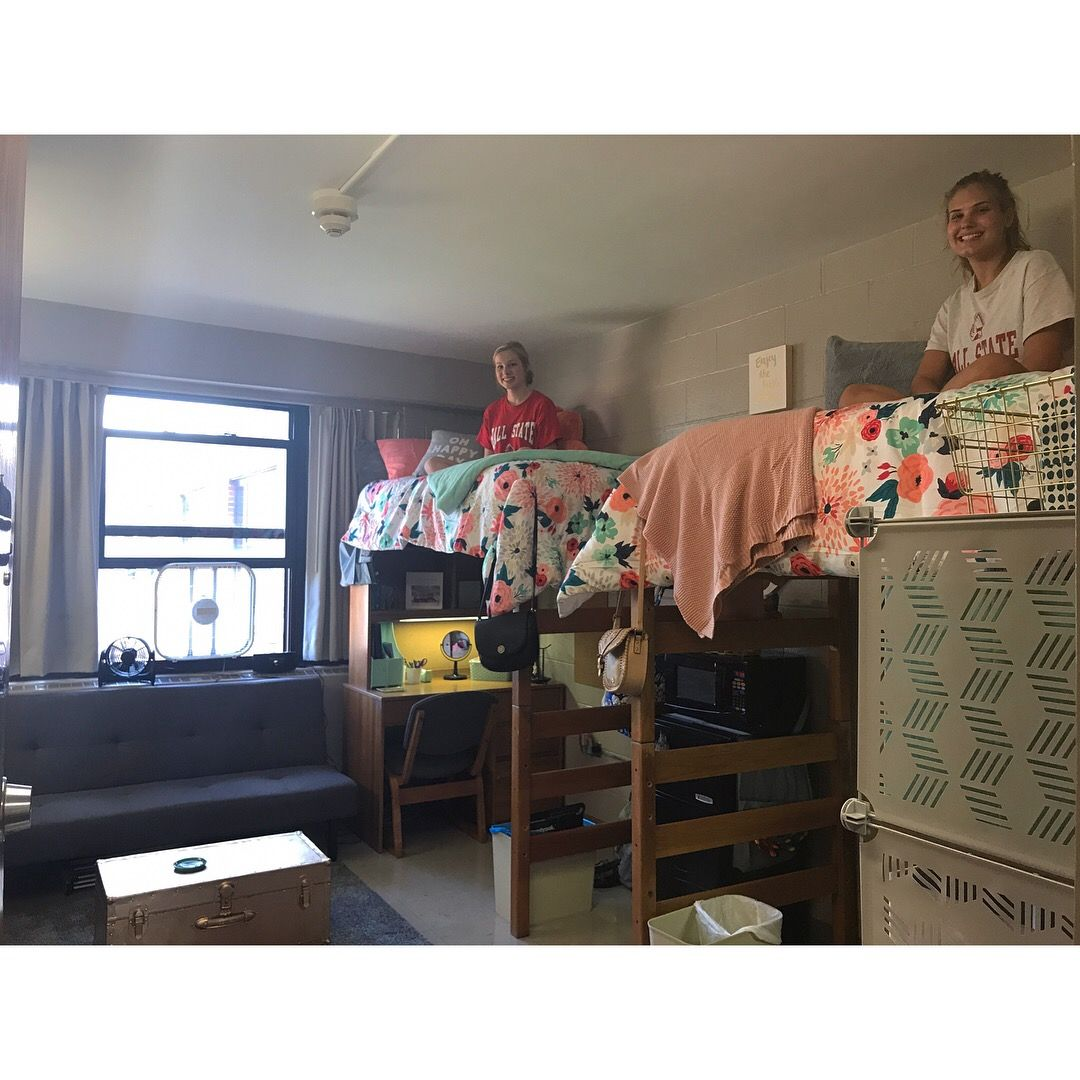My Dorm At Ball State Knotts Hall Submitted By Hannah Thanks