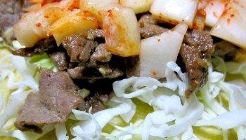 Bulgogi Quesadillas with Smoky Gochujang Aioli and Korean ...