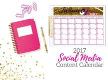 Organize your Social Media Content in 2017 | Sparkle In My I Blog