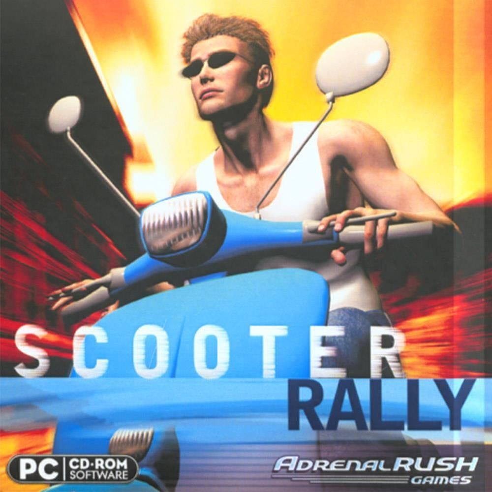 Scooter Rally (PC) #pcgames #videogames
