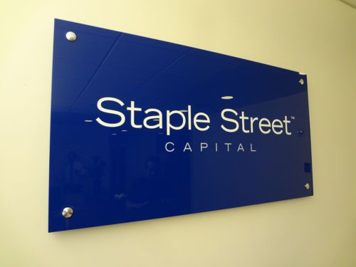 We specialize in custom office signs in New York, NY. Visit our website below to contact us for a free consultation!  http://www.SignsVisual.com