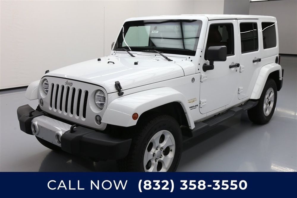 eBay Jeep Wrangler Sahara Texas Direct Auto 2014 Sahara