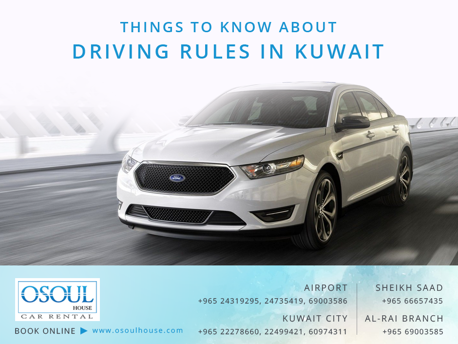Things To Know About Driving Information Rules In Kuwait Driving