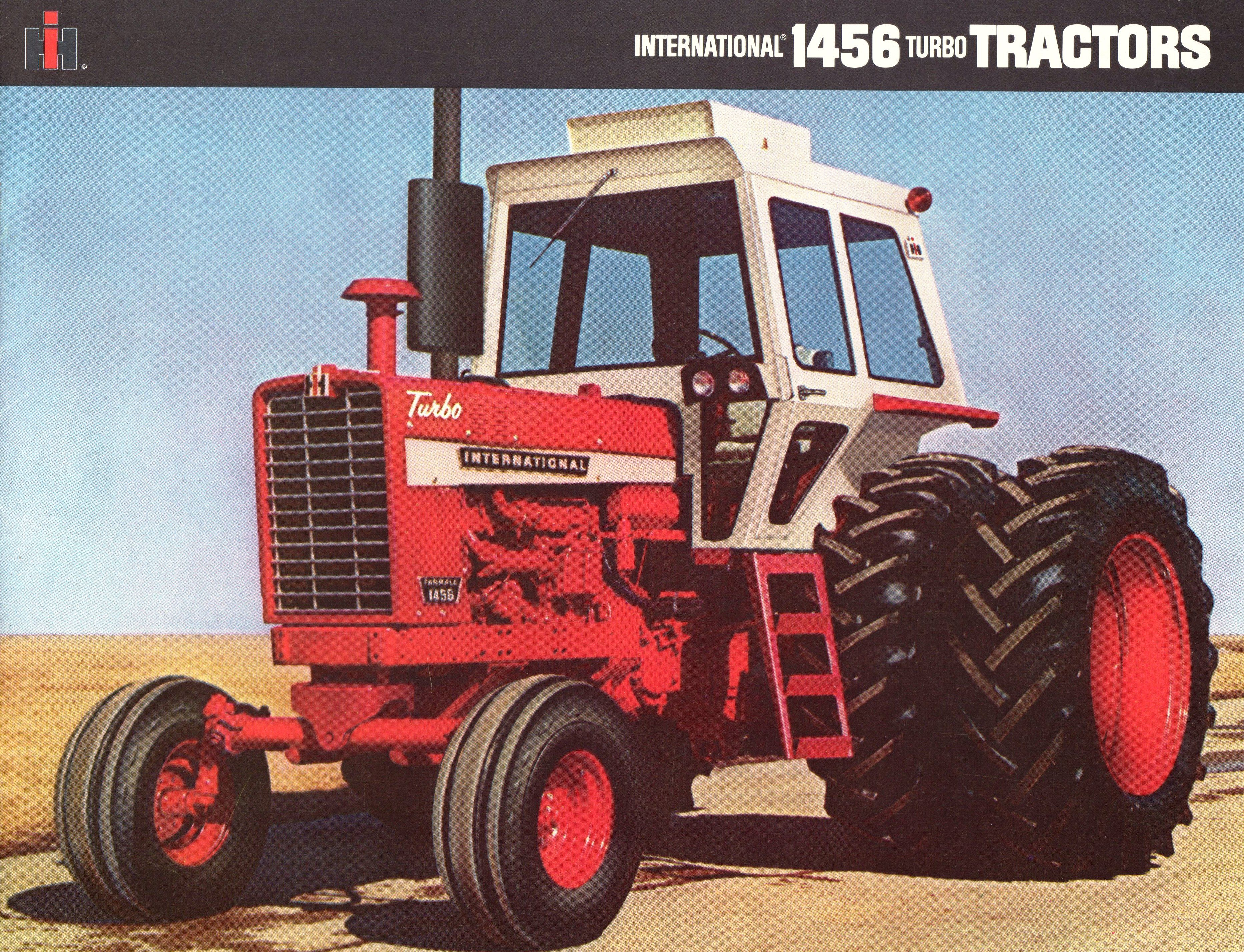 1970 Ih 1456