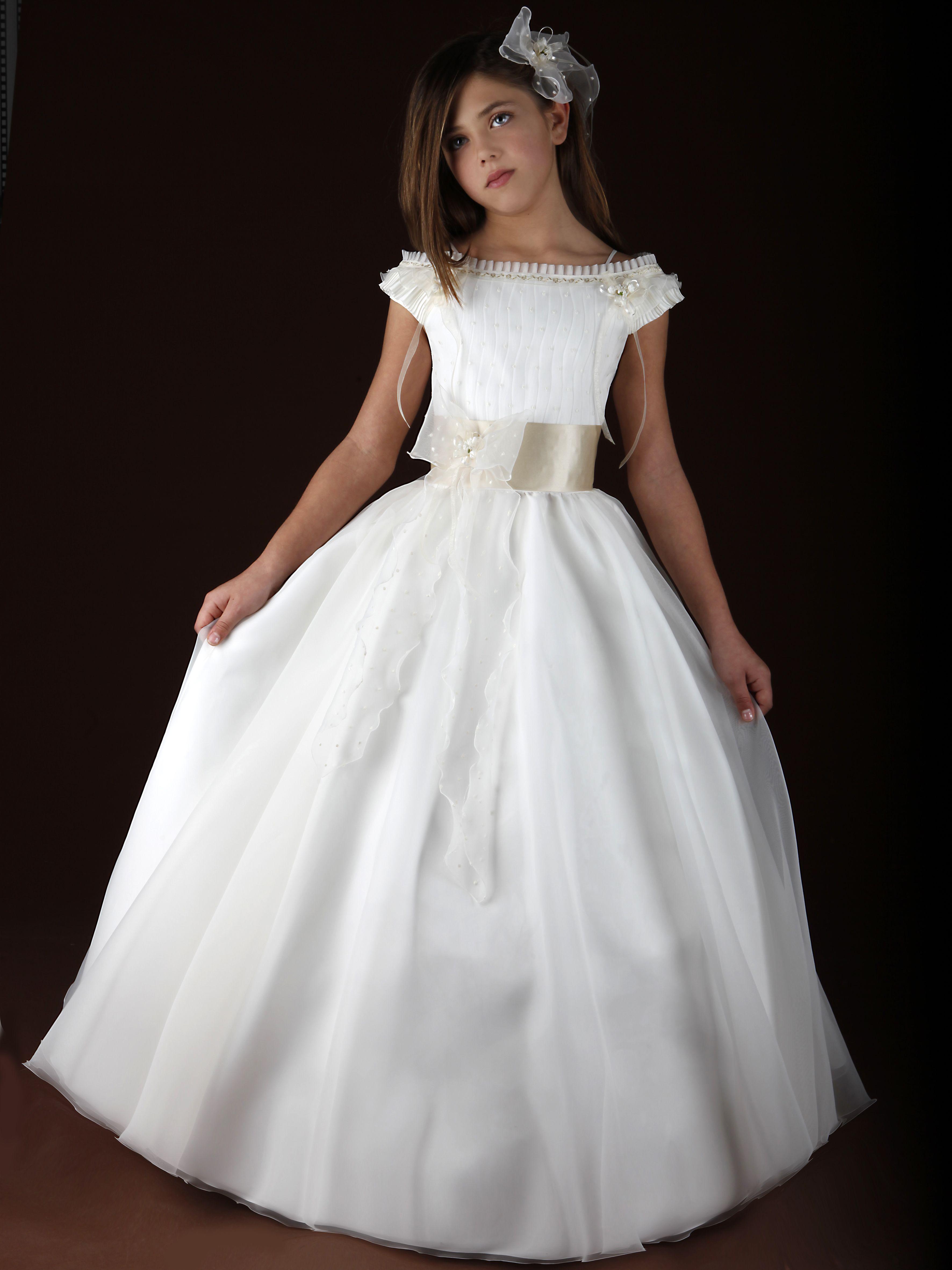 Vestidos de primera comunion mas bonitos