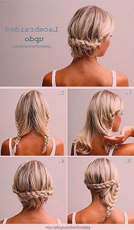 Simple hairstyles for medium length hair braid hairstyles ...
