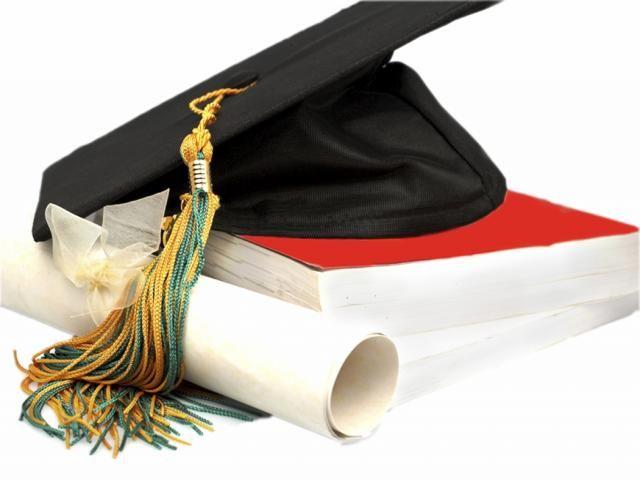 Graduation cap and diploma powerpoint backgrounds templates graduation cap and diploma powerpoint backgrounds templates yadclub Image collections