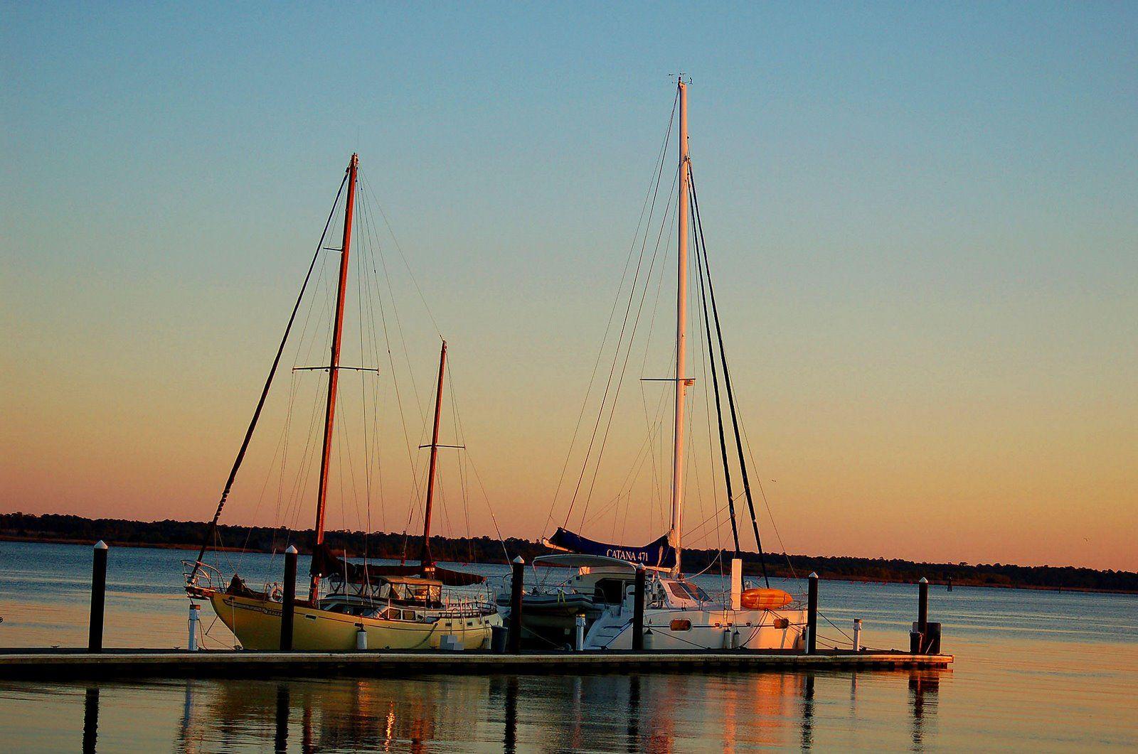boats in Georgetown, SC