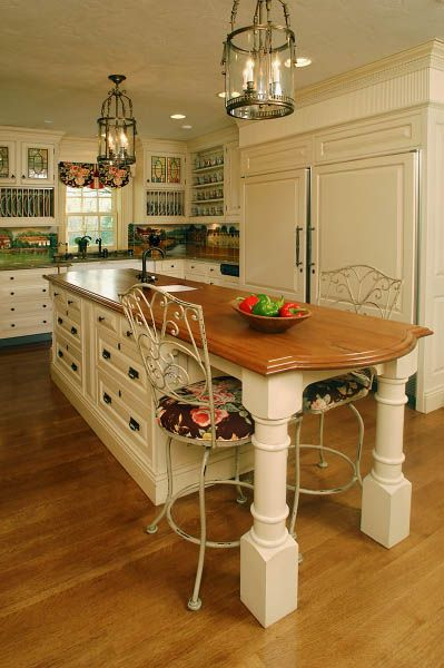 Kitchen Island. Kitchens By Design, Indianapolis | Homely home ...