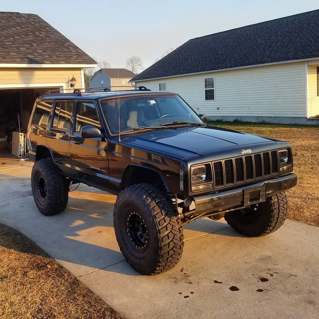 Jeep Cherokee Xj Jeepxj Jeeplife Liftedjeeps Projectxj