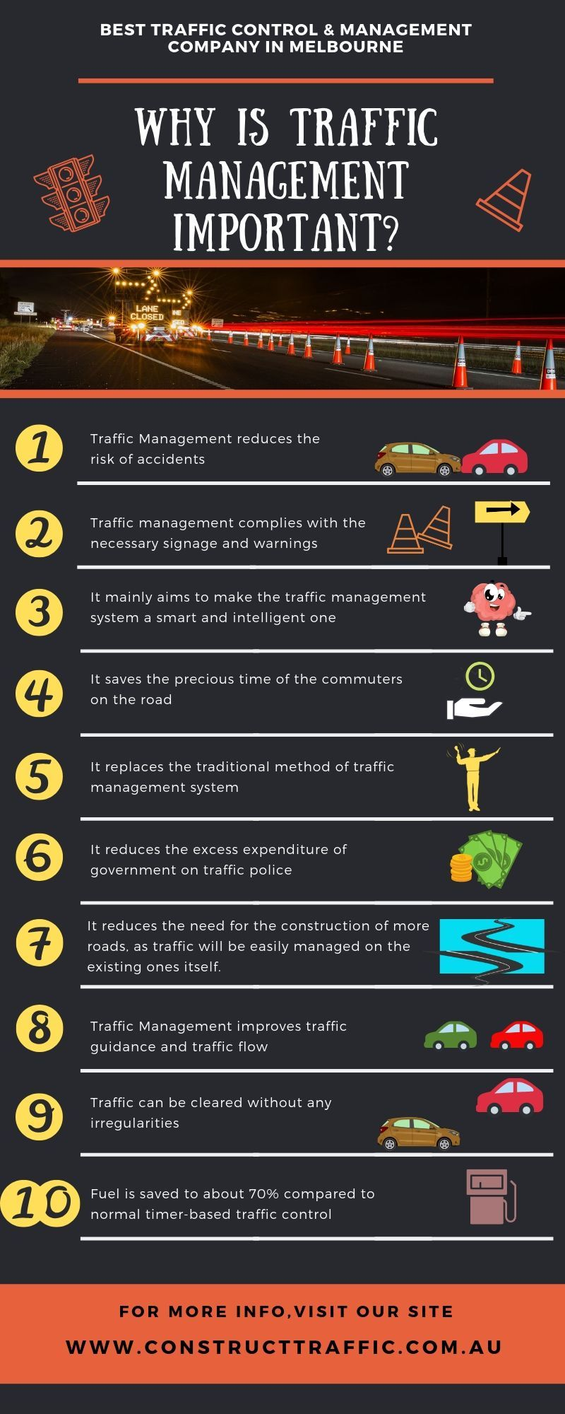 Find out why trafficcontrol and trafficmanagement is