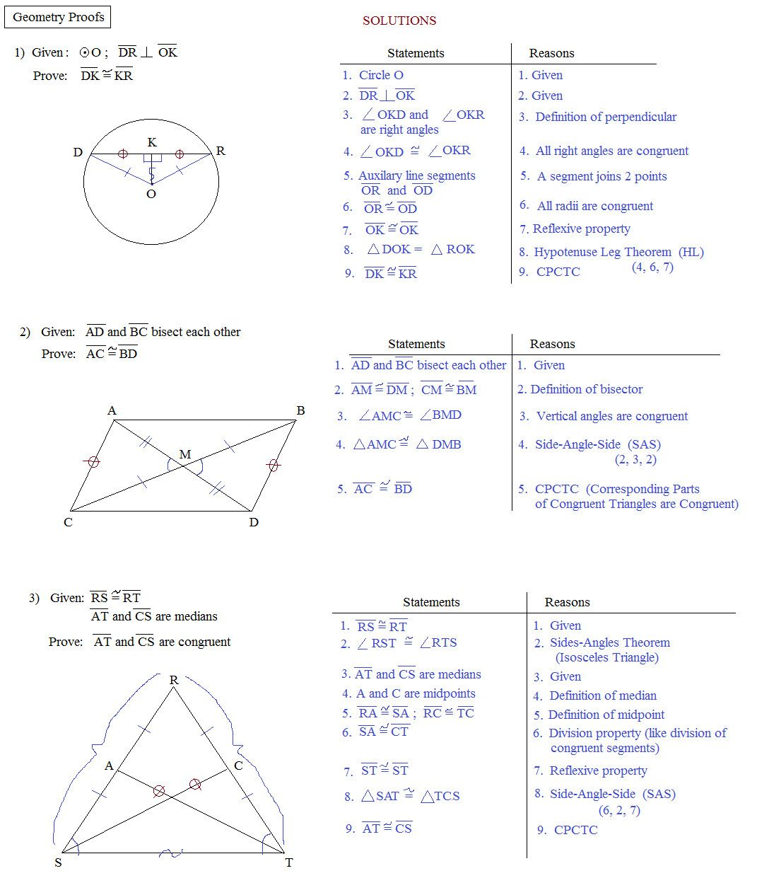 6 Congruent Triangles Worksheet Grade 9 In