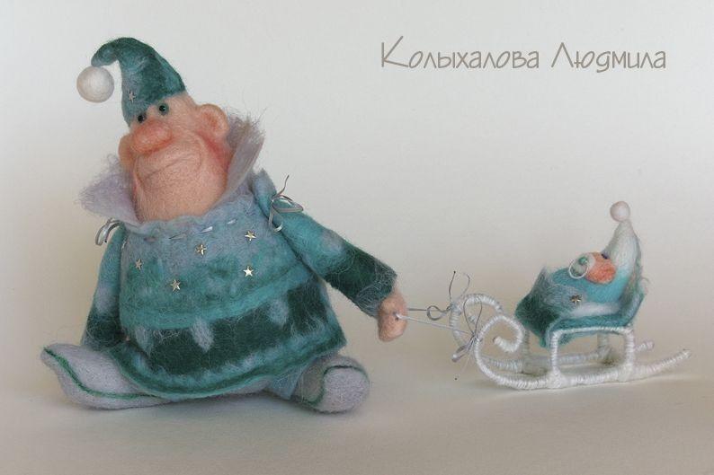 ЕЛЕНА — «Зима идет!.jpg» на Яндекс.Фотках