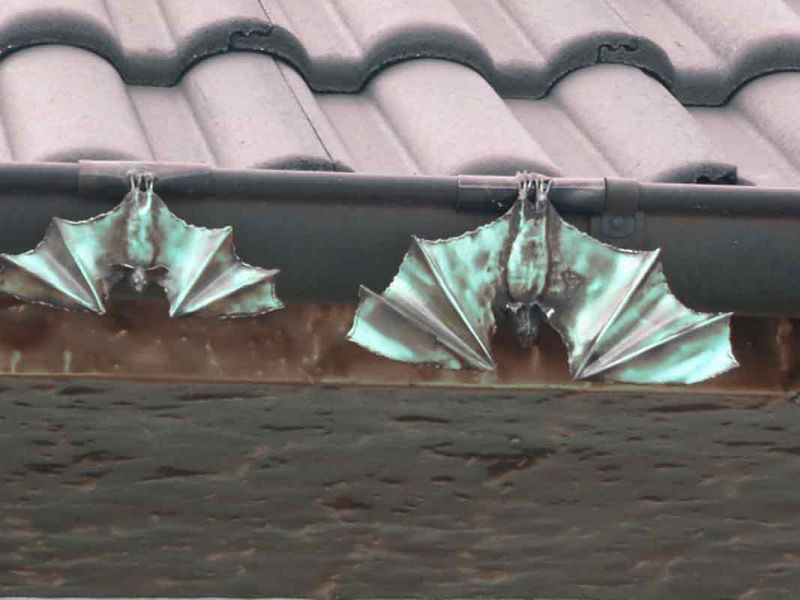 Gutter Bats Garten Ideen Garten Ideen