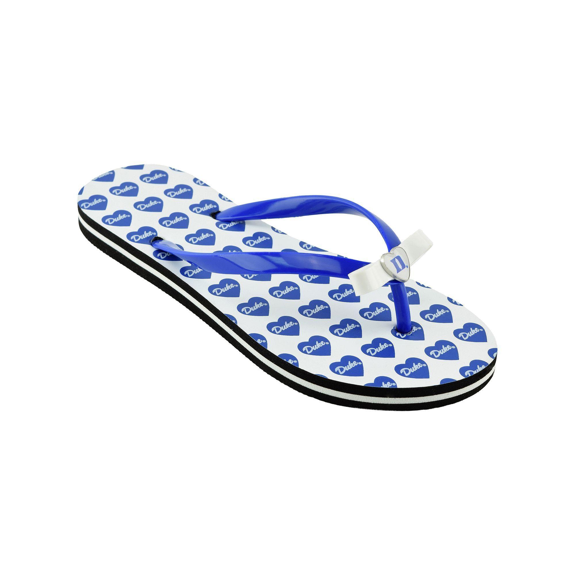 big discount online Women's Duke Blue Devils Flip ... Flops cheap price wholesale price ev8joLVKaD