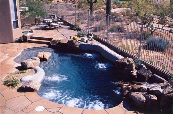 Top Rated Arizona Pool Builder California Pools Landscape Pool Landscaping California Pools Pool