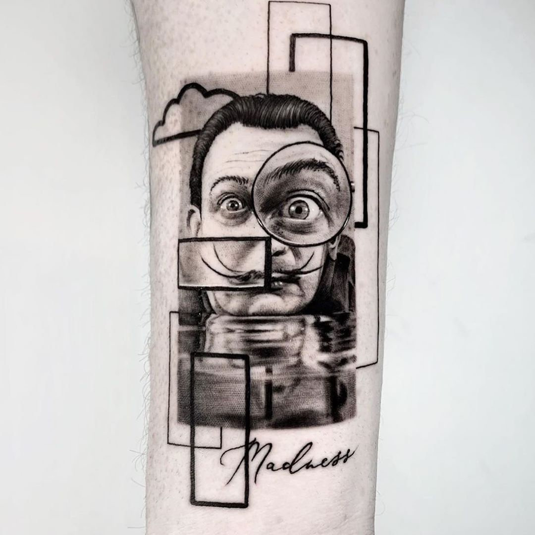 ➖Comment and Follow @dailyinkedd for more amazing content 🔥 Tribute to Salvador Dalí done by @niv.tatts • • • • • • • #tattoosofinsta #tattolife #tattooarm #armtattoos #inkmag #tattoocollector #inkd #handtattoos #inkig #tattooofinstagram #inkmagazine #tattoostagram #instatattoos #tattoos_of_instagram #tattooartwork #tattooworld #tattoomagazine #tattoolover #tattooidea #tattooinspiration #tattoosofinstagram #inkedmag #tattoodo #inkstagram #inklife
