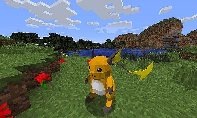 Raichu Pokemon Pikachu Fictional Characters
