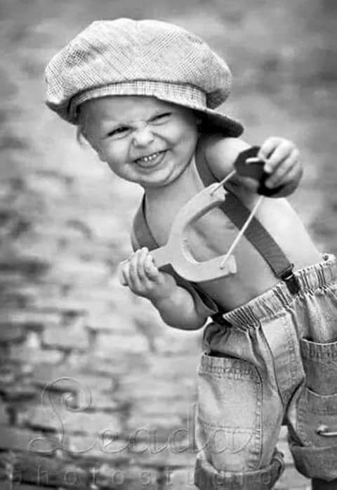 Buongiorno Fantastico Black And White Photography Funny Kids