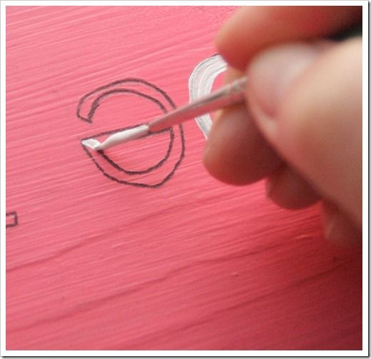 sign painting - lettering tips and tricks