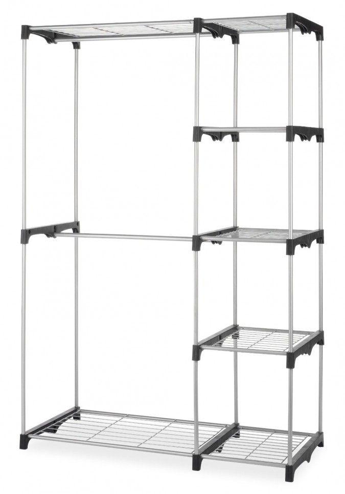 Laundry Solutions Free Standing Closet Portable Closet Stand Alone Closet