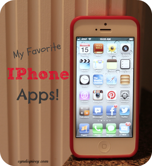 My Favorite IPhone Apps Iphone apps, Iphone info, App