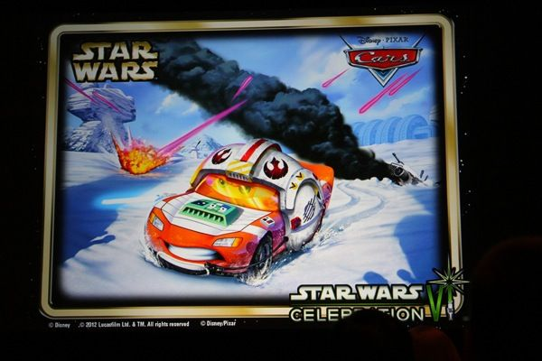 Star Wars/Cars Crossover | thaeger - blog this way