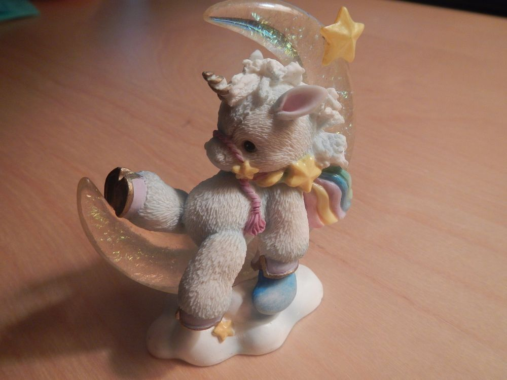 Enesco Starlight Starbright Unicorn Collection Discover Your Dreams 153931 in Collectibles, Decorative Collectibles, Decorative Collectible Brands | eBay