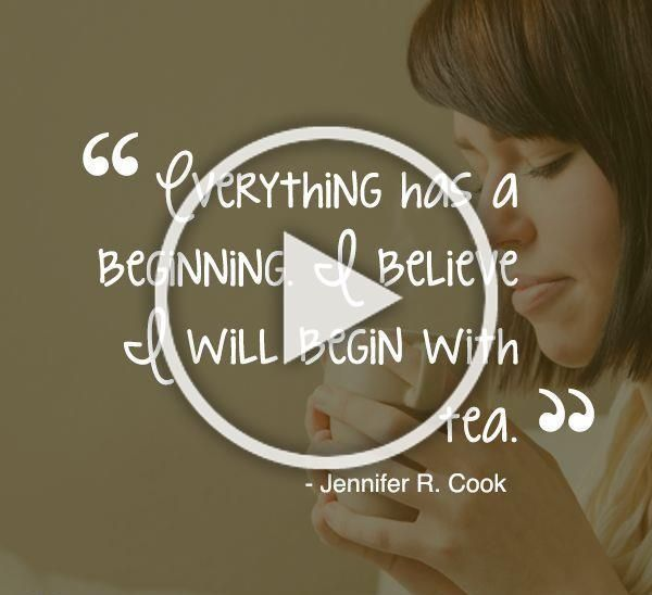 Everything has a beginning. I believe I will begin with Tea!  #quotes #slimmingtea #fitness #diet