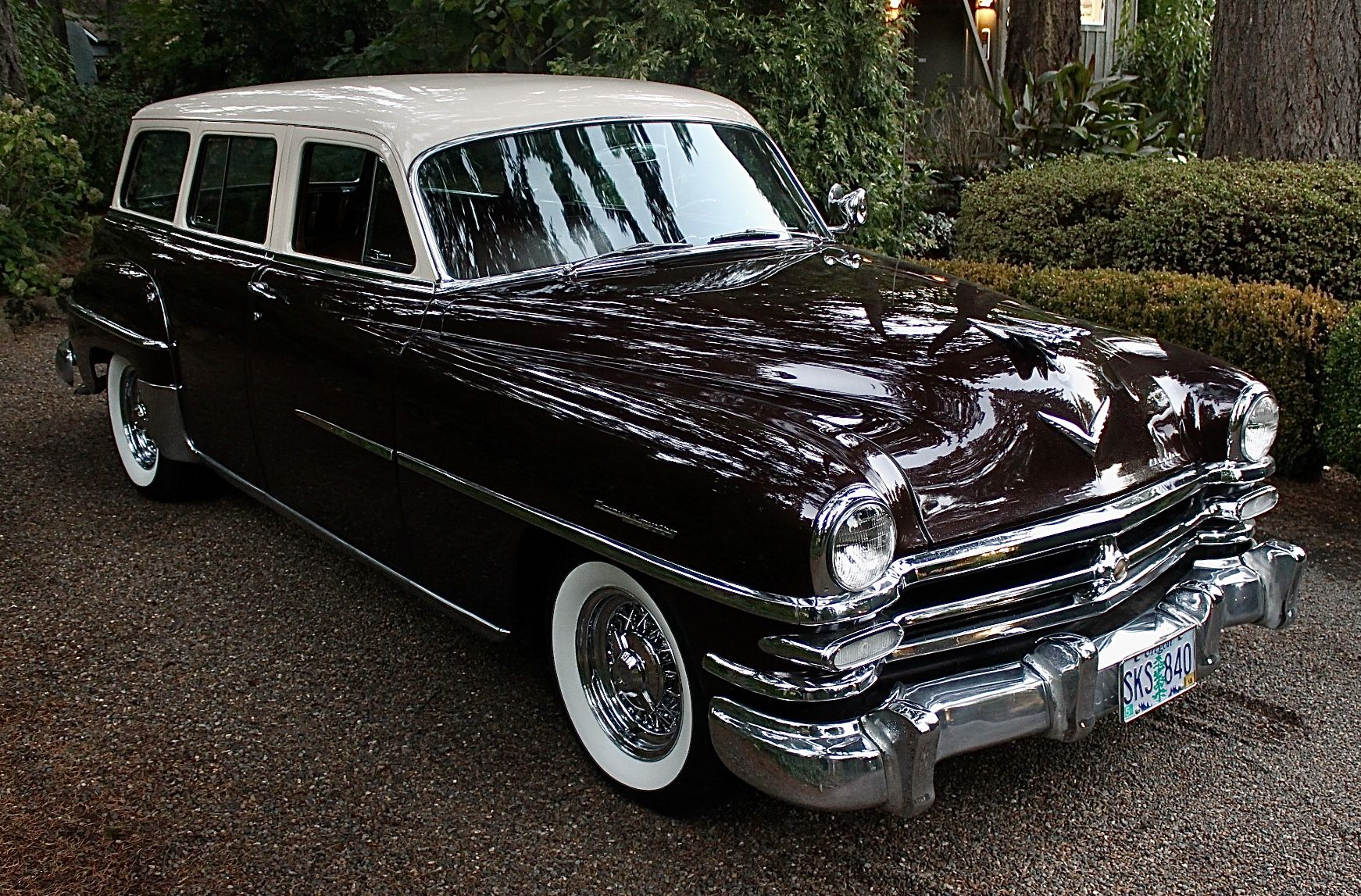 1953 Chrysler Town And Country Adrenaline Capsules Cars Classic