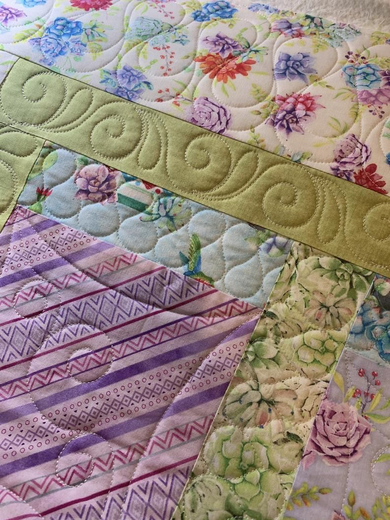 Long Arm Quilting Services Maine