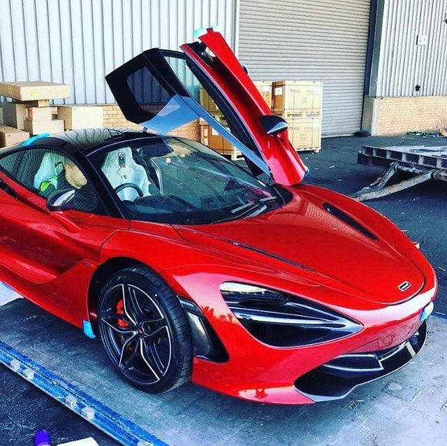 The First McLaren 720S Has Touched Down In South Africa
