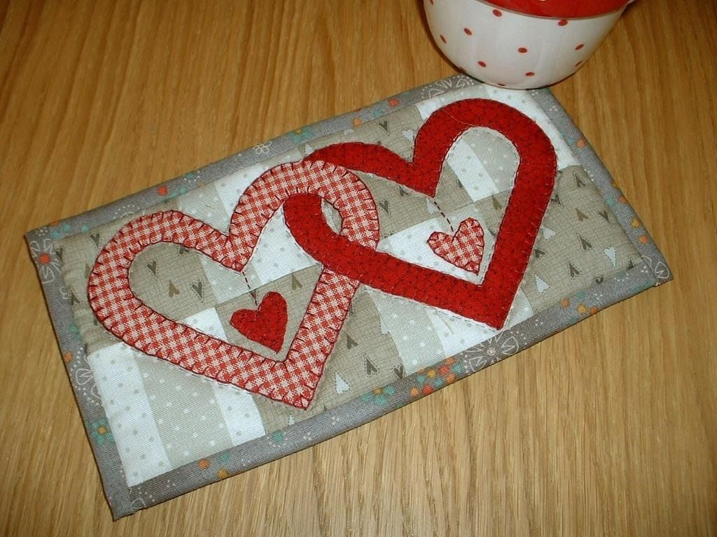 Free Quilt Block Patterns for Valentines Day Heart