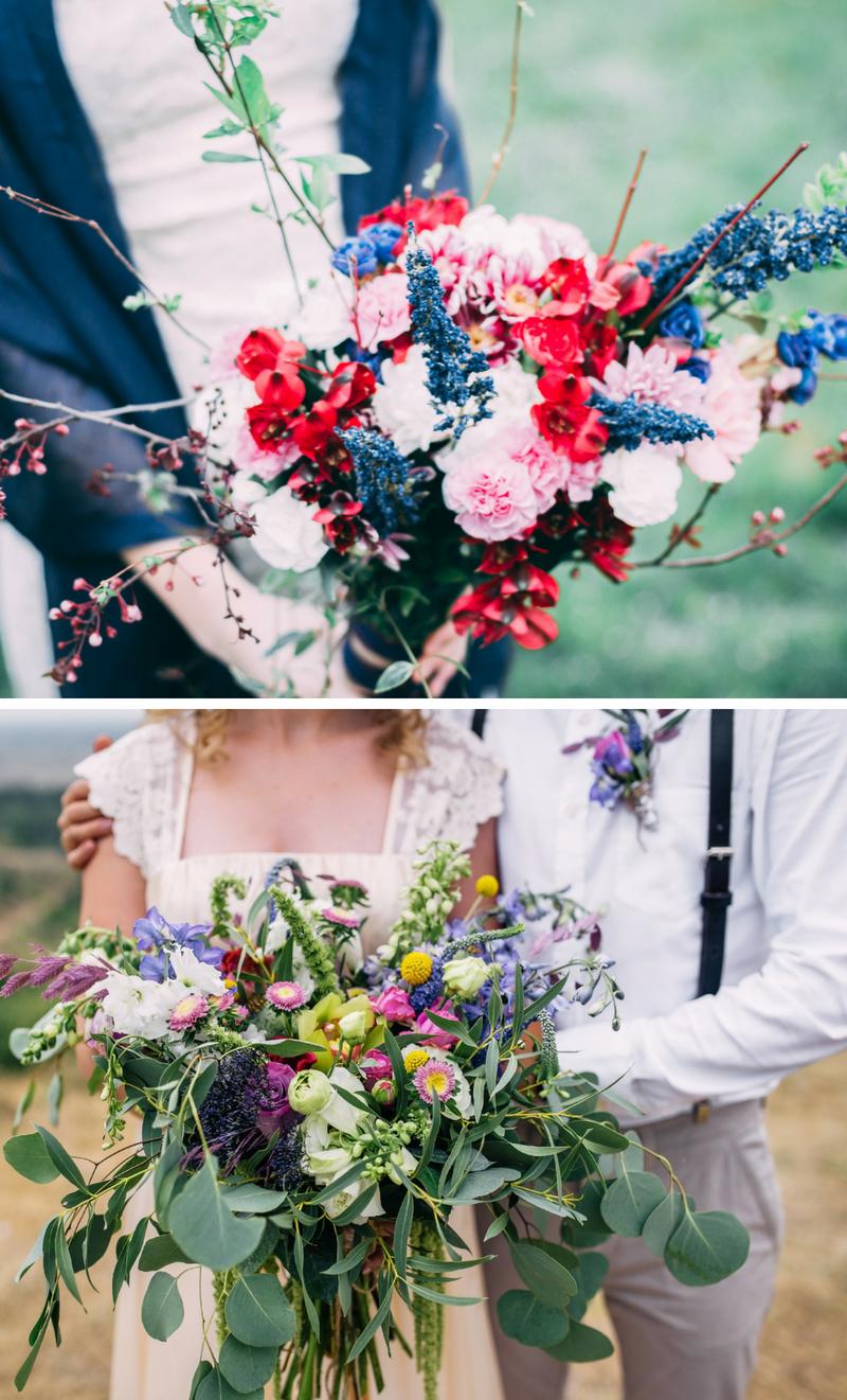 Brautstrauss Originell Und Kreativ 30 Ideen Hochzeit Pinterest
