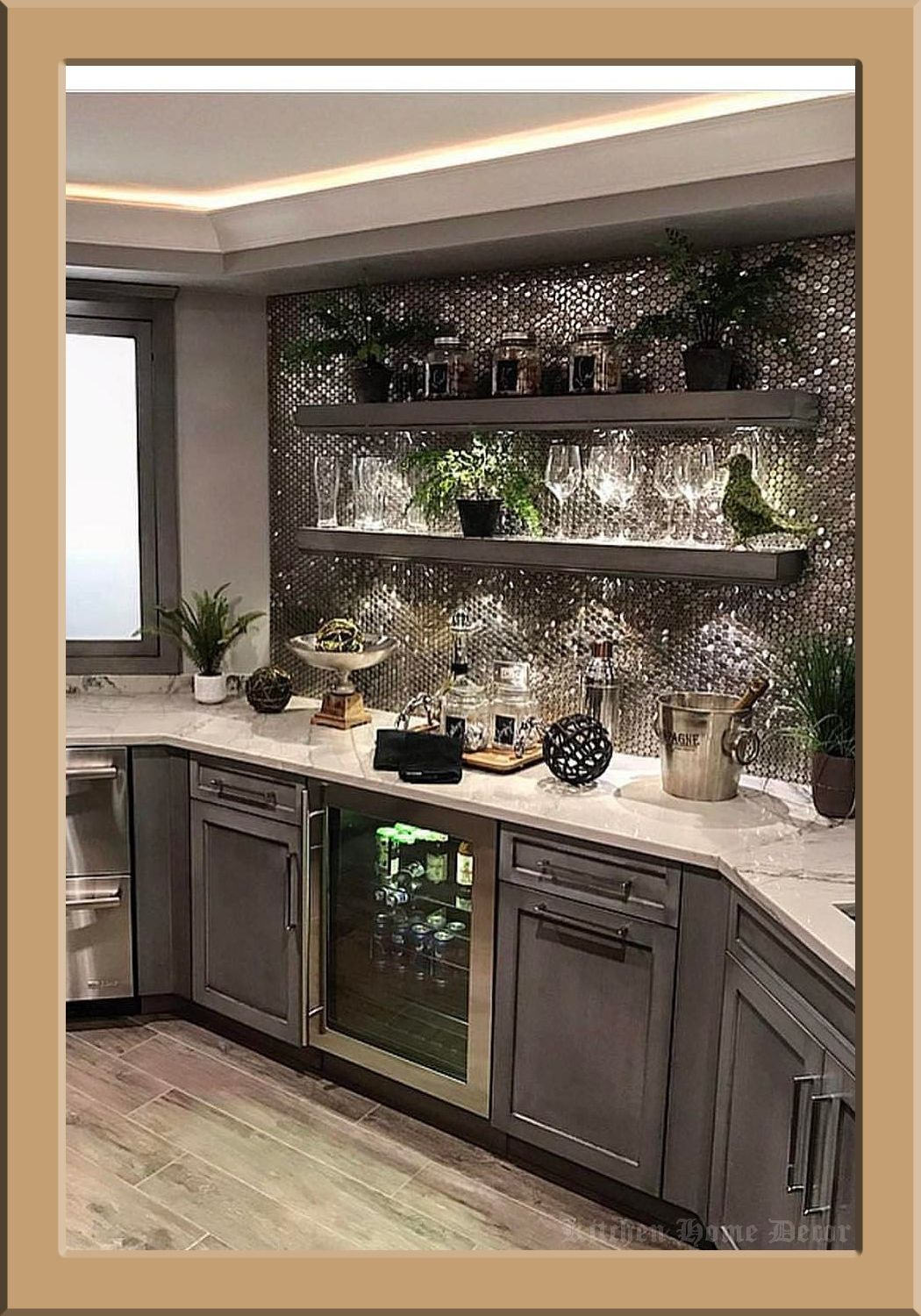 10 Creative Ways You Can Improve Your Kitchen Decor – Home & Woman