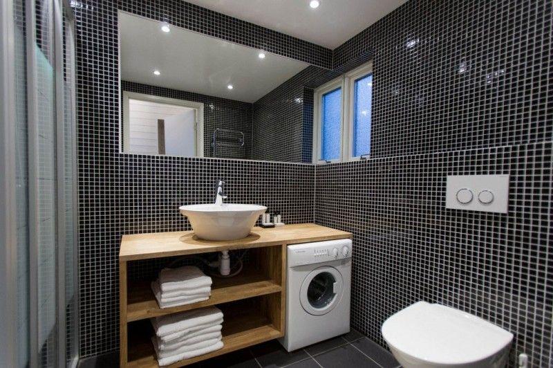 Chalet Lagunen By Mats Edlund Henrietta Palmer Bathroom Cabinets Designs Laundry In Bathroom Small Bathroom