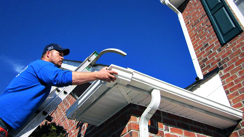 As The Recipient Of A Stellar A Rating From The Better Business Bureau We Always Strive To Provide Excellent How To Install Gutters Seamless Gutters Gutters