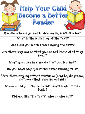 HelpYour Child Become a Better Reader