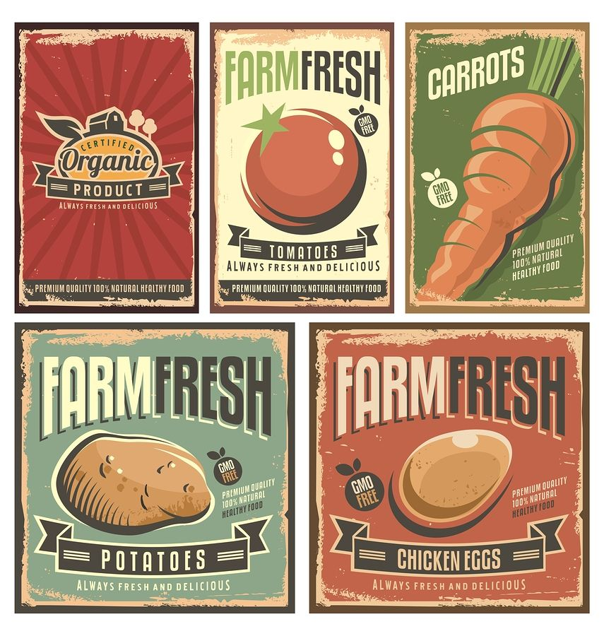 Pin By Aleksandr Samarin On Food Posters Retro Tin Signs Farm Fresh Retro