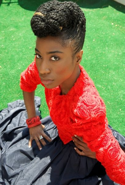 Fabulous 1000 Images About Natural Hair Styles Amp Braids On Pinterest Short Hairstyles Gunalazisus