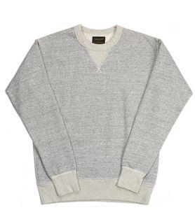 grey double v sweatshirt ++ national athletic goods