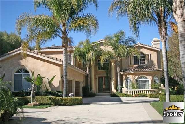 Richie Sambora house in Calabasas, California