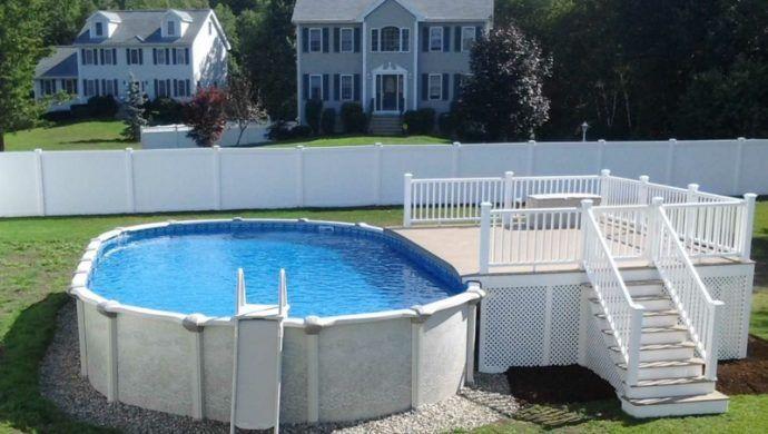 Aufstellpool eine echte alternative zu teuren for Swimmingpool aufstellbecken pool
